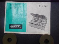 [Sprzedam] Sprzedam magnetofon grundig TK 141