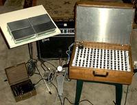 """""""P�przewodnikowy"""" syntezator perkusyjny"""