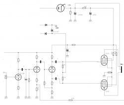 Dobór rezystora katodowego. Za duży prąd na S1 EL34