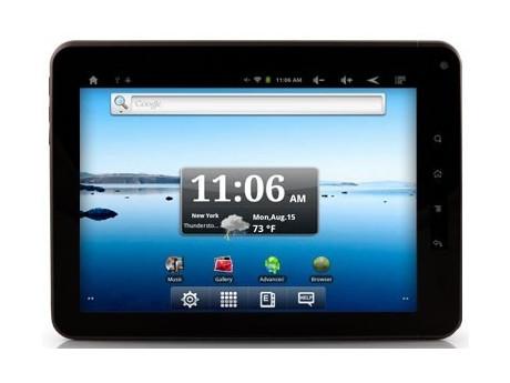 Nextbook Premium 8 - 8-calowy tablet z Android 2.3 i dost�pem do Kobo eBooks