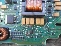 Renault scenic 2004 licznik brak wyświetlania
