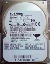 [Kupi�] lub [PRZYJM�] Elektronik� (sprawn�) do dysku Toshiba MK5056 GSY