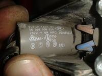 Flex L 1109 FE - Uszkodzony kondensator w szlifierce kątowej
