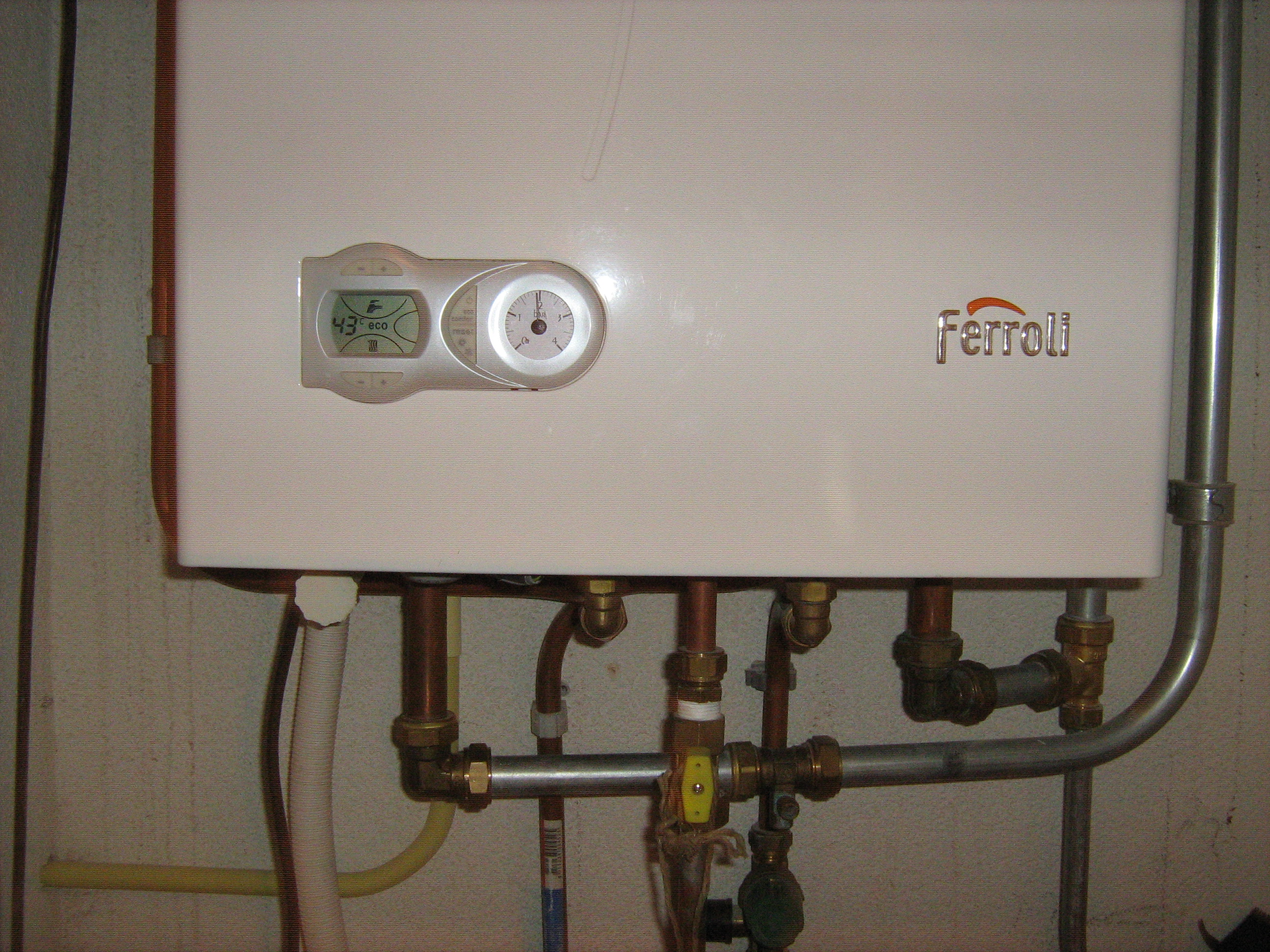 Ferroli - Woda pod kot�em/nie odp�ywa/o ile ma odp�ywa�
