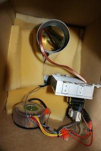 Subwoofer STX GDN 22-140-8scx kolejne podejście