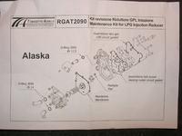 Domowa naprawa i regulacja gazu.