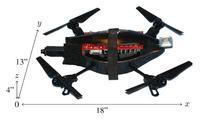 Lataj�cy dron pods�uchuje sieci Wi-Fi oraz pracuje jako jednostka botnetu