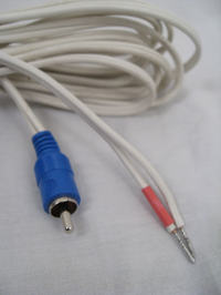 Bose kabel głośnikowy chinch plus minus