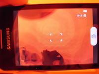 Samsung Galaxy Ace dziwny objaw wy�wietlacza