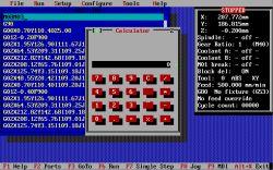 [Oprogramowanie] DOS'owski kombajn CNC (LPT)