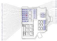 opel corsac1.3cdti2004r - bezpiecznik gniazda zapalniczki