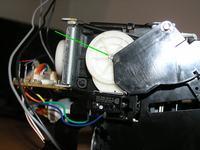 Pioneer CT 737 - Ustawienie mechanizmu magnetofonu PIONEER CT-737