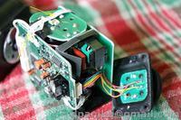 Lampa błyskowa Nissin DIGITAL Di622 - uszkodzona tasiemka flex...