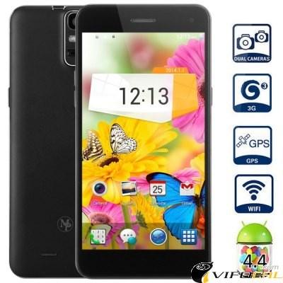 Mpai 909t - 5.5-calowy smartfon z Androidem 4.4 i skanerem linii papilarnych