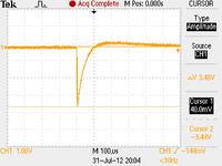 Scyntylacyjny detektor promieniowania jonizującego
