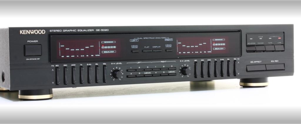 Szukam instrukcji obs�ugi korektora Kenwood GE-5020,lub  instrukcj� do GE-89