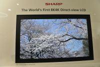 """Przyszłość puka do drzwi. Firma Sharp prezentuje 27"""" wyświetlacz 8K, 120Hz"""