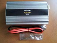 Jak podłączyć przetwornicę Whitenergy 12V - 230V 400W (800W)