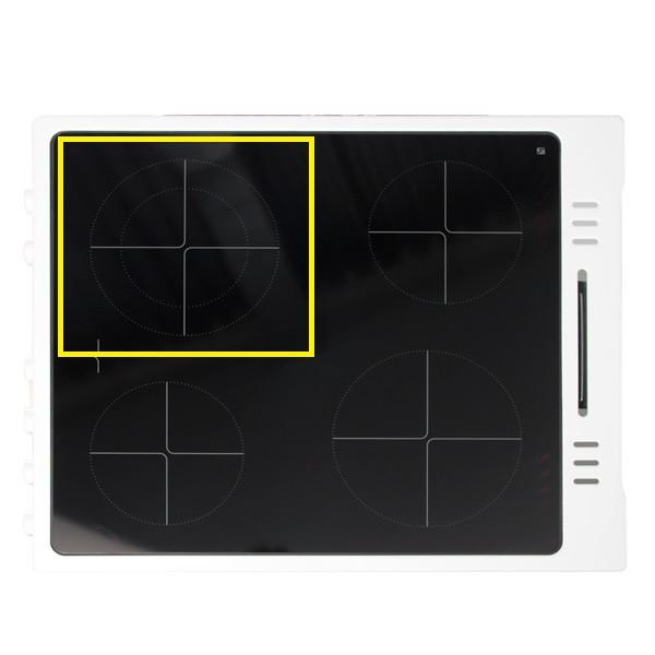 Kuchnia elektryczna ceramiczna 50cm  konkretna budowa drzwi -> Kuchnia Gazowo Elektryczna Jaka Polecacie