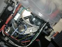 Bosch CTES32 - ekspres nie grzeje wody