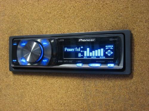 Pioneer DEH-P7000UB - Modyfikacja pod�wietlania wy�wietlacza, da si�?