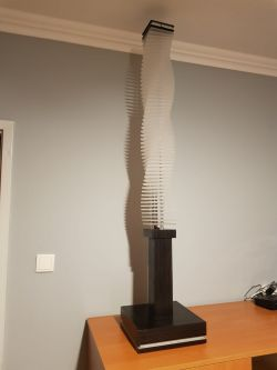 Stojąca lampa LED WS2812B