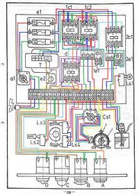Podłączenie tokarki 3f w układzie Dahlandera poprzez falownik