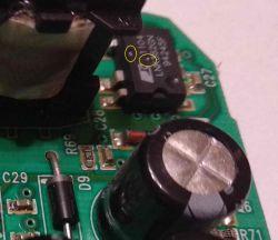 Electrolux ESI 64030 X - Zmywarka nie włącza się, uszkodzony moduł.