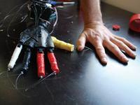 Projekt protezy dłoni (opensource)