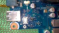 Brak podświetlenia matrycy Samsung r710