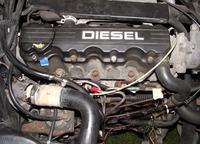 Opel Astra  - X17DTL - jak poprawnie pod��czy� pomp� wtryskow�.