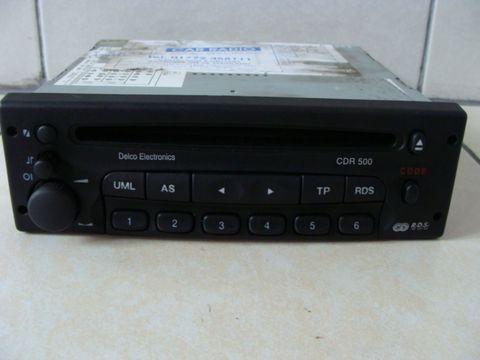 Astra II - zamiana radia oryginalnego na radio z DVD + kompatybilno��