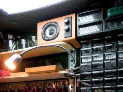 Proste radio FM oparte o CXA1191