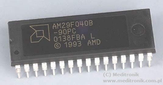 [Kupi�]Pami�ci Flash DIP32 512KB 4Mbit 29C040, 29F040, 39SF040 itp..