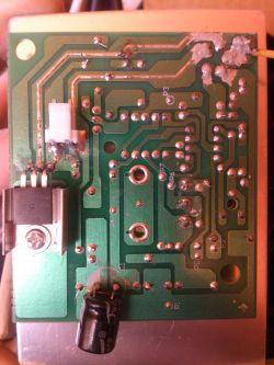 WEP 936 New Design - stacja nie grzeje kolby