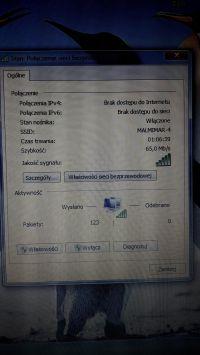 Ustawienie sieci WiFi w domu - Laptop nie potrafi zidentyfikowac sieci