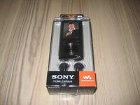[Sprzedam] Mp4 Sony NWZ - E453(czarny) NOWY!