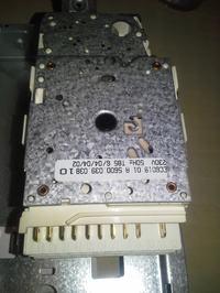 Zmywarka BOSCH SGS 3049EU/01 - Cieknie spod drzwi.