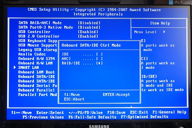 ST3250410AS - BSOD 0xBA4CF524 po zaniku pr�du, jeden dysk non-raid, ocena stanu