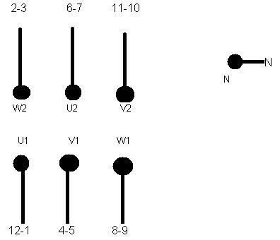 Agregat prądotwórczy 3 fazowy niskie napiecia