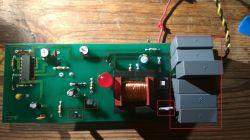Uszkodzony Elektryzator (Pastuch Elektryczny) Inventor EB94