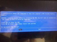 Blue Screen Przy uruchamianiu tabletu
