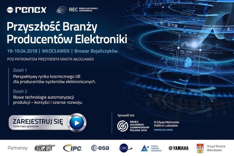 """Konferencja """"Przyszłość Branży Producentów Elektroniki"""""""