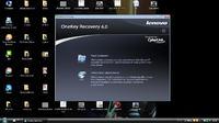 Lenovo G550 - recovery vista