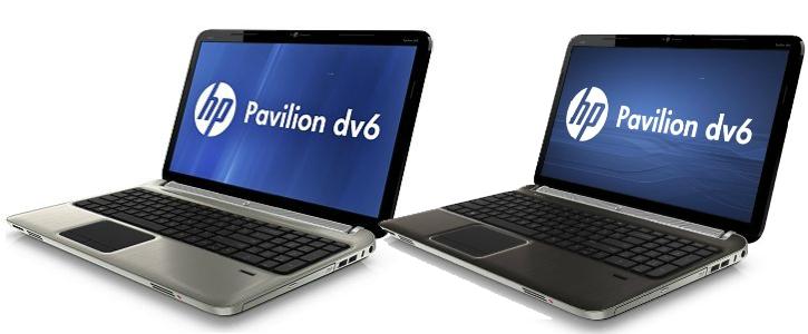 HP Pavilion dv6z Quad Edtion - seria laptop�w ju� dost�pna w sprzeda�y
