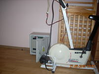 Do elektromechanik�w - energia z peda�owania