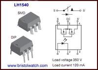 Regulator fazowy do transformatora na BTA40 i układzie LH1540