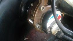 Fiat Seicento 1.1 MPI - Wariuje na benzynie, nie wskazuje poziomu LPG.