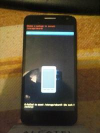 Alcatel OT idol 2 mini s 6036y - restartuje się