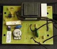 Płytka sterownicza US-71-2 - podłączenie płytki do podajnika drutu( schemat